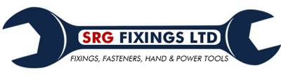 SRG Fixings | Fixings, Fasteners, Hand & Power Tools, Derbyshire